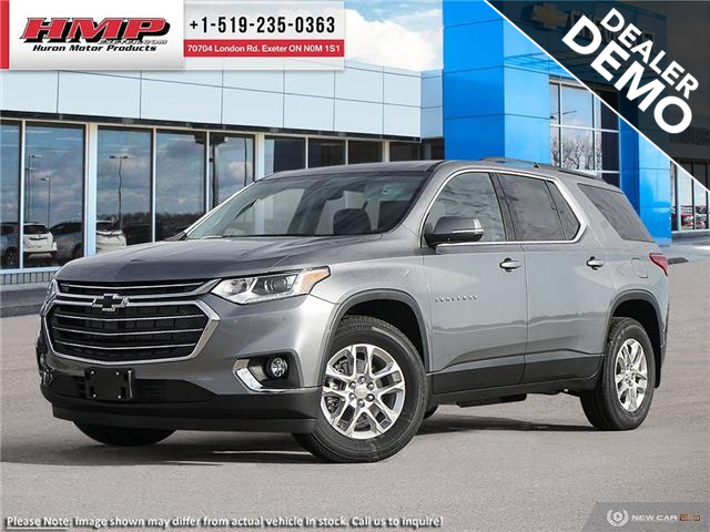 2021 Chevrolet Traverse LT Cloth (Stk: 89442) in Exeter - Image 1 of 23