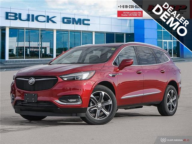 2021 Buick Enclave Essence (Stk: 89128) in Exeter - Image 1 of 27