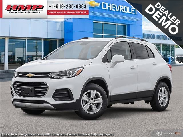 2021 Chevrolet Trax LT (Stk: 90291) in Exeter - Image 1 of 23