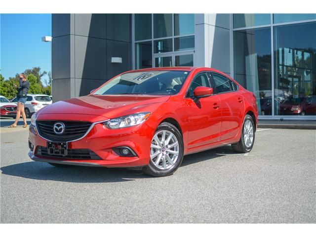 2017 Mazda MAZDA6 GS (Stk: B0342) in Chilliwack - Image 1 of 25