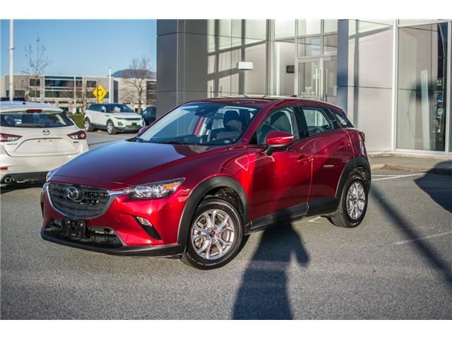 2019 Mazda CX-3 GS (Stk: B0376) in Chilliwack - Image 1 of 17