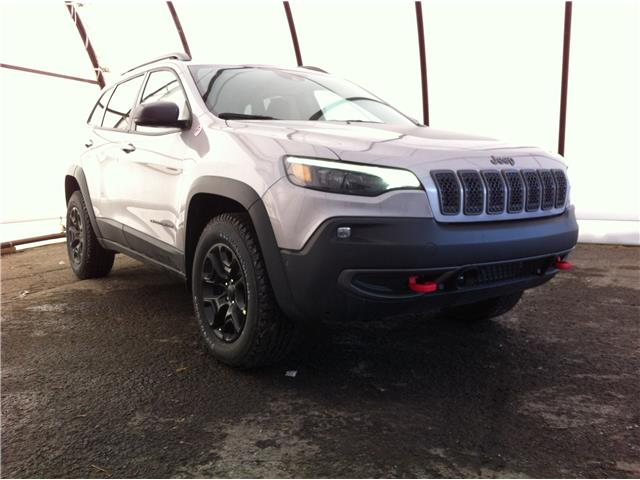 2020 Jeep Cherokee Trailhawk (Stk: 200057) in Ottawa - Image 1 of 22