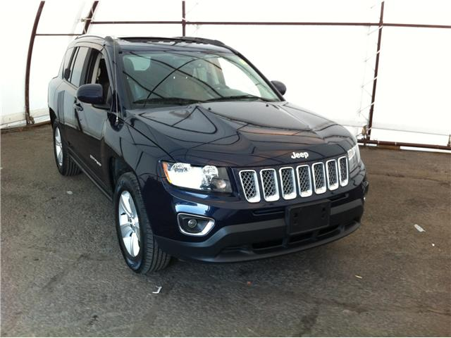2016 Jeep Compass Sport/North (Stk: D8469B) in Ottawa - Image 1 of 24