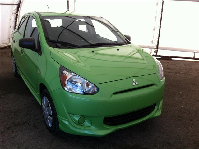 2015 Mitsubishi Mirage ES (Stk: D190266A) in Ottawa - Image 1 of 22