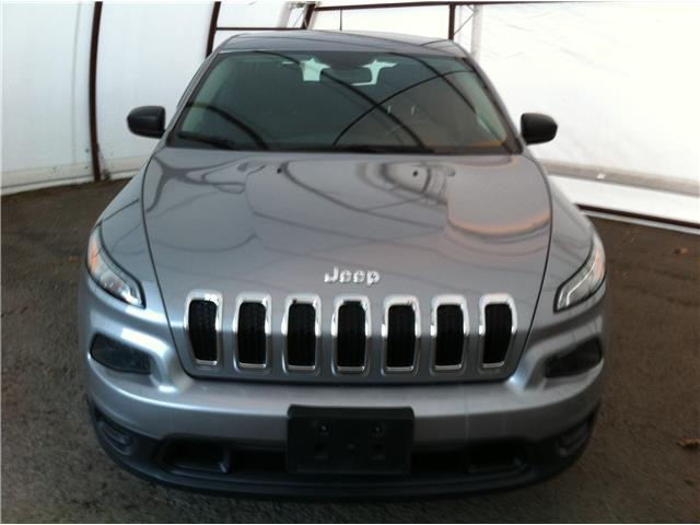 2016 Jeep Cherokee Sport (Stk: 190490A) in Ottawa - Image 2 of 27