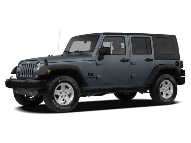 2007 Jeep Wrangler Unlimited Sahara (Stk: 200051A) in Ottawa - Image 1 of 2