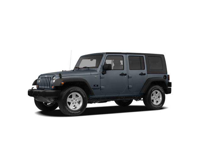 2007 Jeep Wrangler Unlimited Sahara (Stk: 200051A) in Ottawa - Image 2 of 2