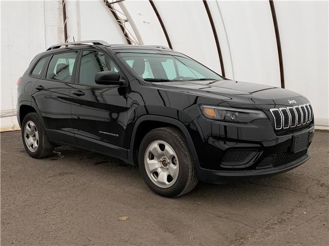 2019 Jeep Cherokee Sport (Stk: 190417A) in Ottawa - Image 1 of 30