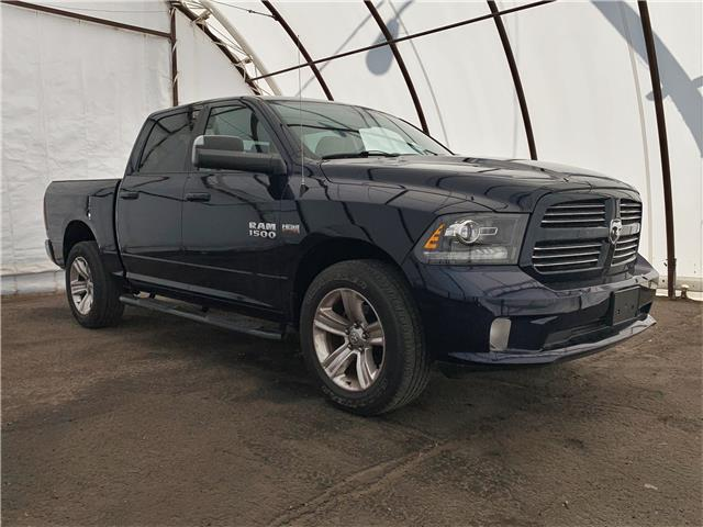 2017 RAM 1500 Sport (Stk: 190171A) in Ottawa - Image 1 of 30