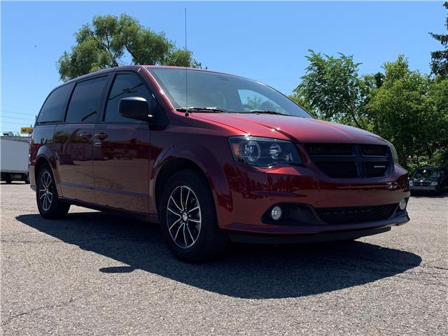 2019 Dodge Grand Caravan CVP/SXT (Stk: R8647A) in Ottawa - Image 1 of 30