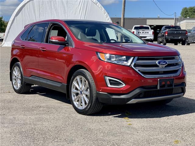 2018 Ford Edge Titanium (Stk: 200163A) in Ottawa - Image 1 of 30