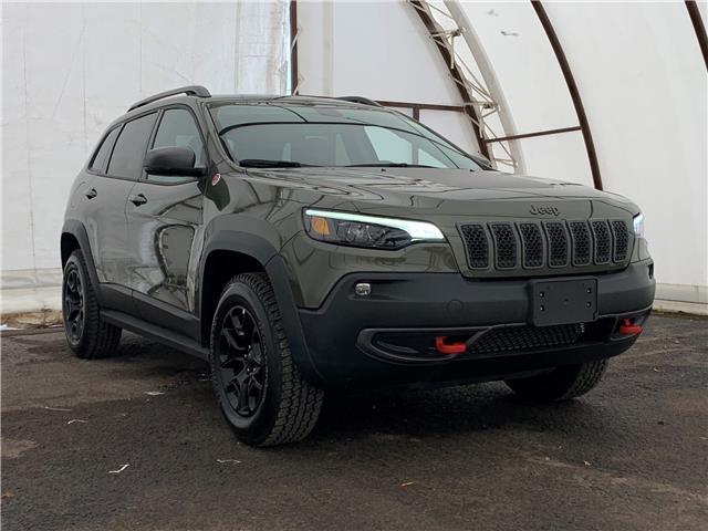 2020 Jeep Cherokee Trailhawk (Stk: A8713A) in Ottawa - Image 1 of 30