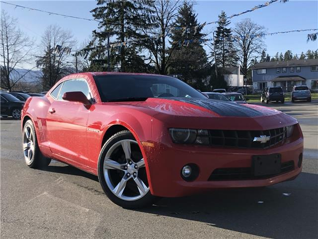 2012 Chevrolet Camaro 1LT (Stk: M4178A-19) in Courtenay - Image 1 of 19
