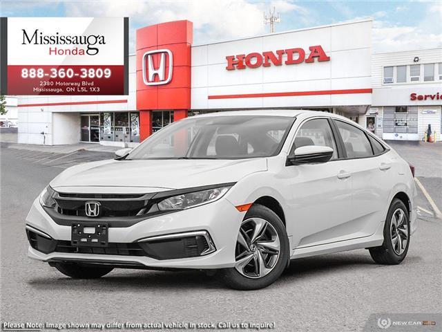 2020 Honda Civic LX (Stk: 327293) in Mississauga - Image 1 of 23