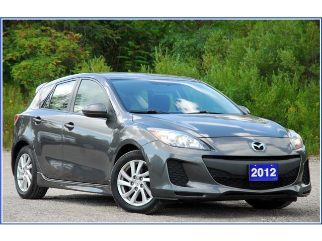 2012 Mazda Mazda3 Sport GS-SKY (Stk: P59293AX) in Kitchener - Image 1 of 15