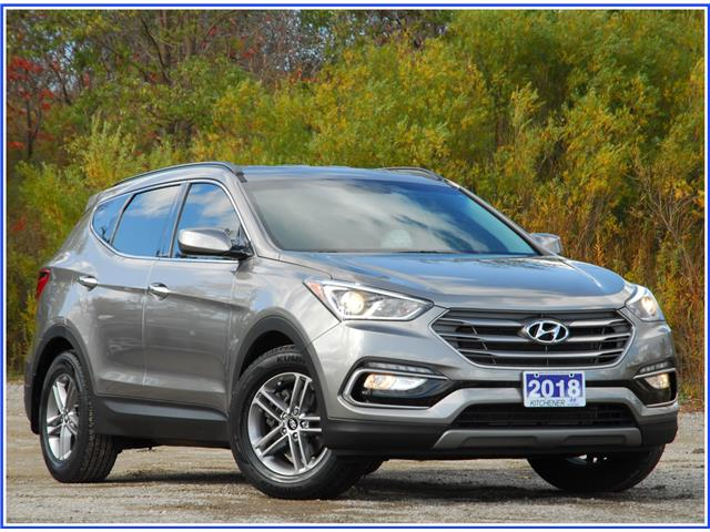 2018 Hyundai Santa Fe Sport 2.4 Base (Stk: 59375A) in Kitchener - Image 1 of 16