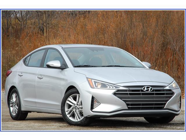 2020 Hyundai Elantra Preferred w/Sun & Safety Package (Stk: OP3934R) in Kitchener - Image 1 of 17