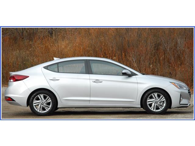 2020 Hyundai Elantra Preferred w/Sun & Safety Package (Stk: OP3933R) in Kitchener - Image 2 of 15
