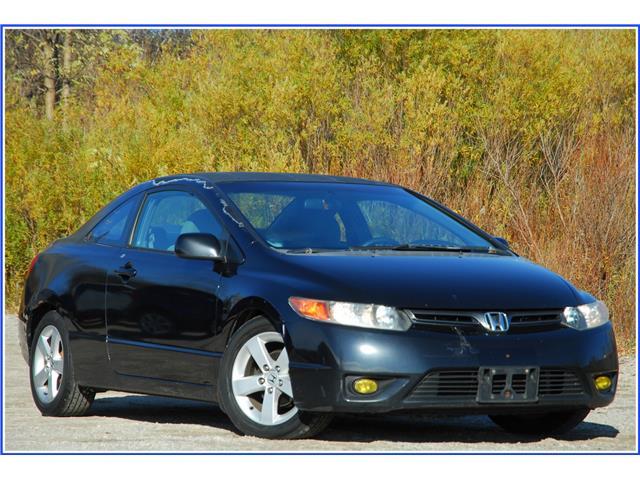 2006 Honda Civic LX (Stk: 59028AXZ) in Kitchener - Image 1 of 14