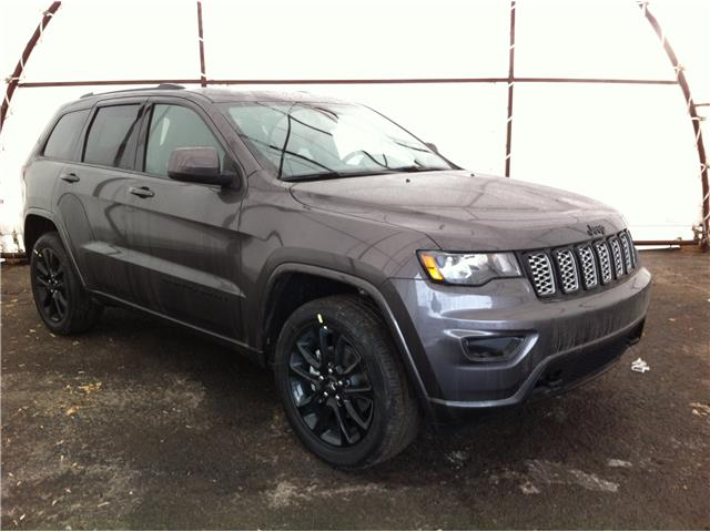 2020 Jeep Grand Cherokee Laredo (Stk: 200041) in Ottawa - Image 1 of 26