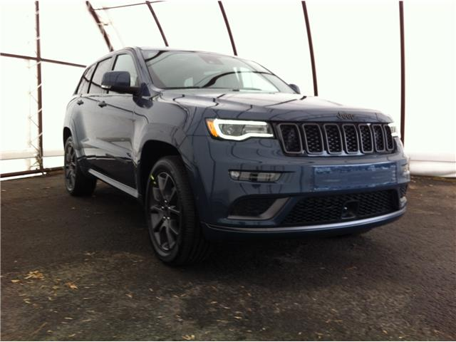 2020 Jeep Grand Cherokee Overland (Stk: 200040) in Ottawa - Image 1 of 24