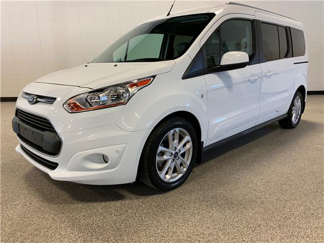 2017 Ford Transit Connect Titanium (Stk: P12073) in Calgary - Image 1 of 19