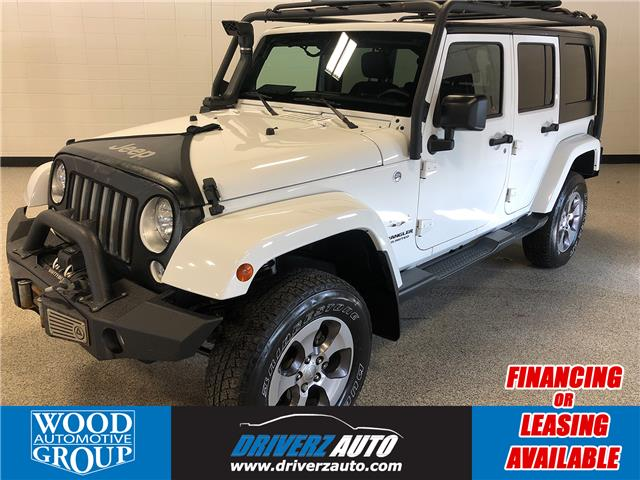 2016 Jeep Wrangler Unlimited Sahara (Stk: B12199) in Calgary - Image 1 of 15