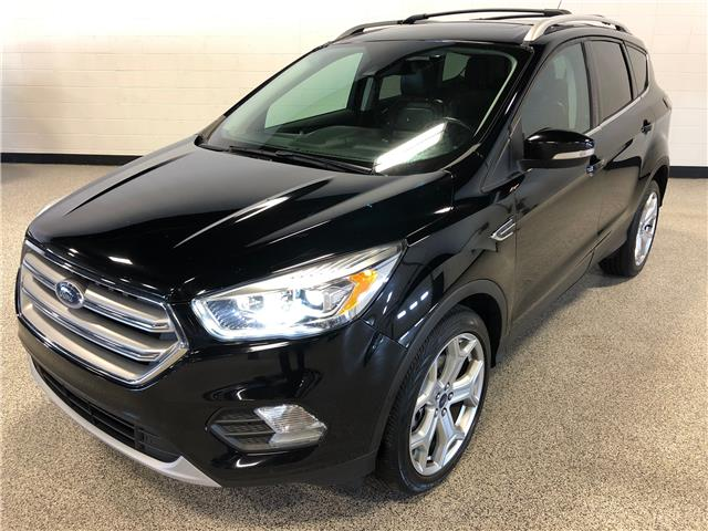 2017 Ford Escape Titanium (Stk: P12184) in Calgary - Image 1 of 17