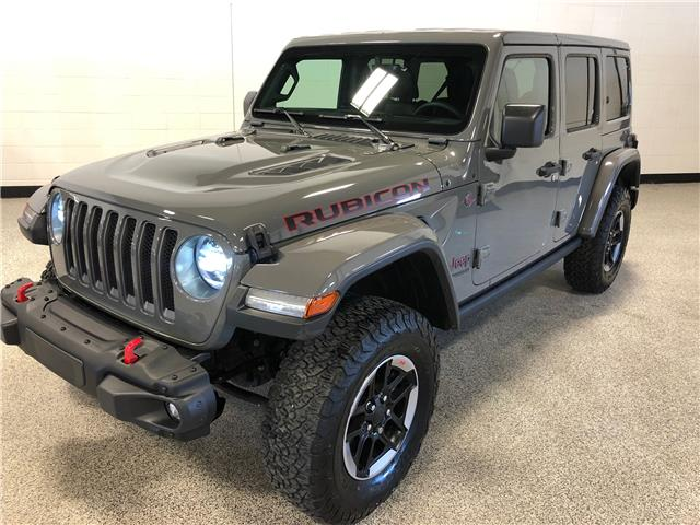 2019 Jeep Wrangler Unlimited Rubicon (Stk: B12157A) in Calgary - Image 1 of 19