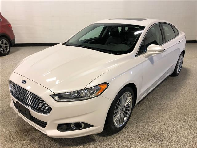 2014 Ford Fusion SE (Stk: P12224) in Calgary - Image 1 of 16