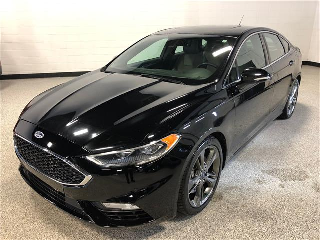 2017 Ford Fusion V6 Sport (Stk: P12245) in Calgary - Image 1 of 17