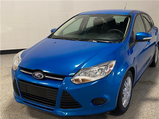 2013 Ford Focus SE (Stk: P12186A) in Calgary - Image 1 of 13