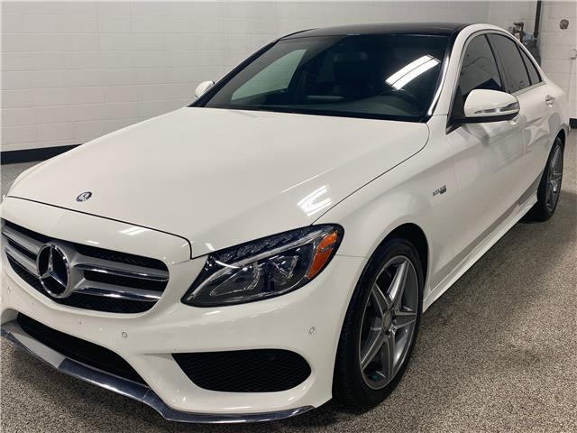 2015 Mercedes-Benz C-Class Base (Stk: W12254) in Calgary - Image 1 of 26