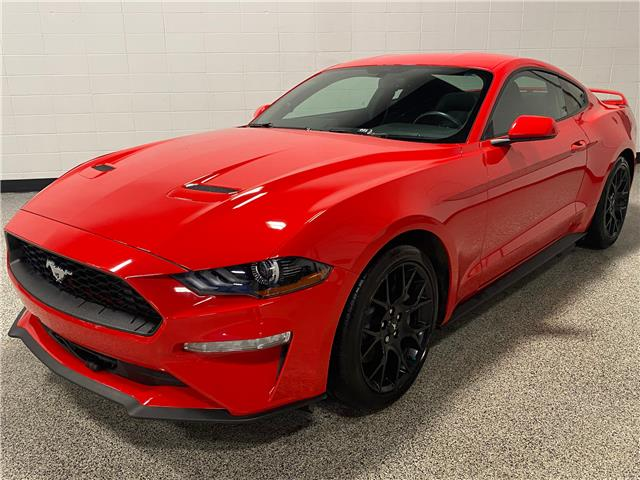 2018 Ford Mustang EcoBoost (Stk: W12255) in Calgary - Image 1 of 17
