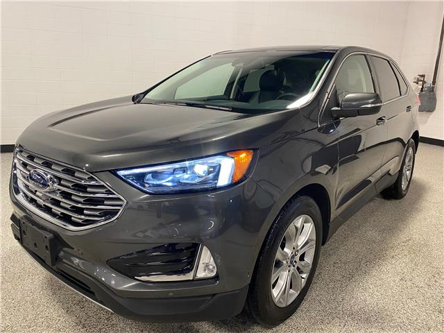 2019 Ford Edge Titanium (Stk: P12281) in Calgary - Image 1 of 19
