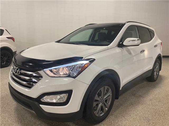2016 Hyundai Santa Fe Sport 2.4 Luxury (Stk: P12285) in Calgary - Image 1 of 17