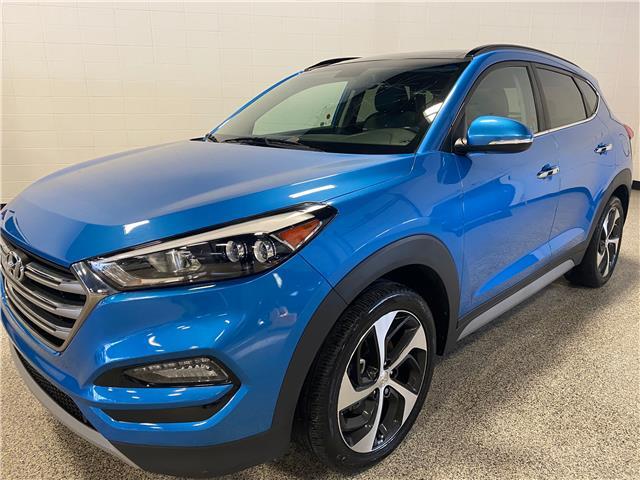 2017 Hyundai Tucson Limited (Stk: P12284) in Calgary - Image 1 of 19