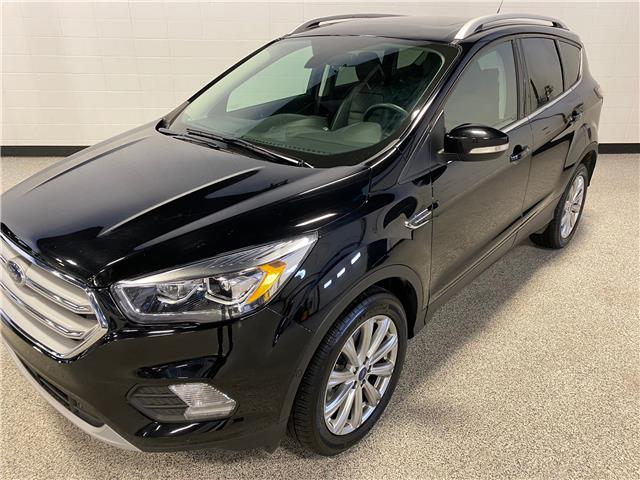 2018 Ford Escape Titanium (Stk: P12276) in Calgary - Image 1 of 18