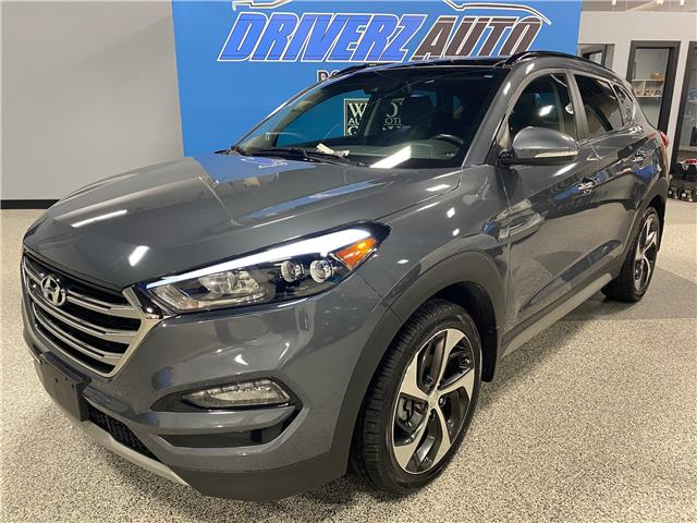 2018 Hyundai Tucson Ultimate 1.6T (Stk: P12290) in Calgary - Image 1 of 23