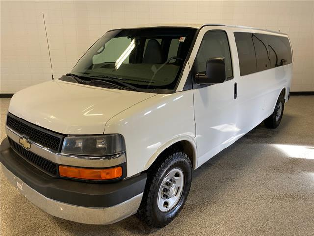 2012 Chevrolet Express 3500 LT (Stk: B12274) in Calgary - Image 1 of 15