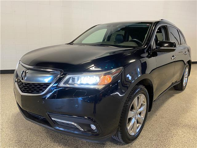 2016 Acura MDX Elite Package (Stk: P12264A) in Calgary - Image 1 of 15