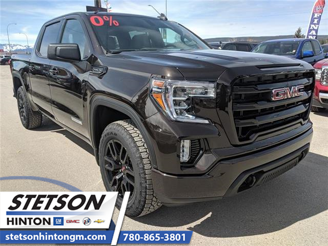 2019 GMC Sierra 1500 Elevation (Stk: 19-151) in Hinton - Image 1 of 21