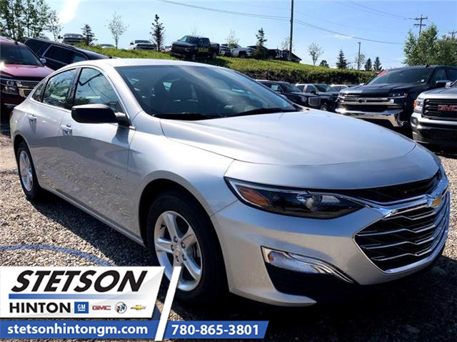 2020 Chevrolet Malibu 1LS (Stk: 20-002) in Hinton - Image 1 of 16