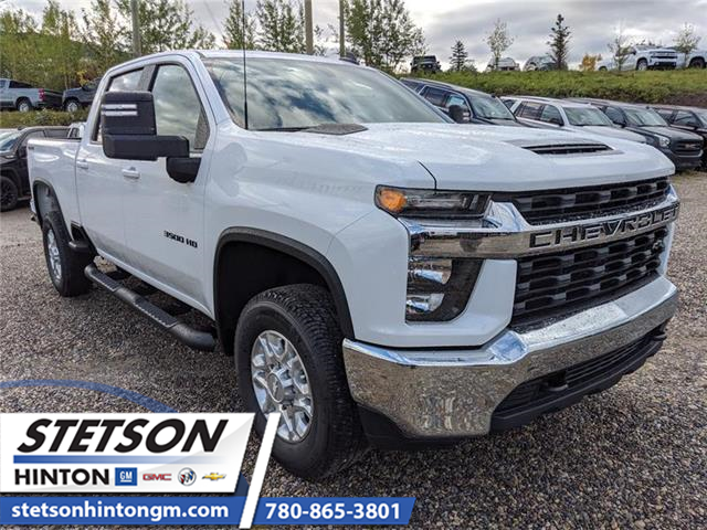 2020 Chevrolet Silverado 3500HD LT (Stk: 20-006) in Hinton - Image 1 of 15