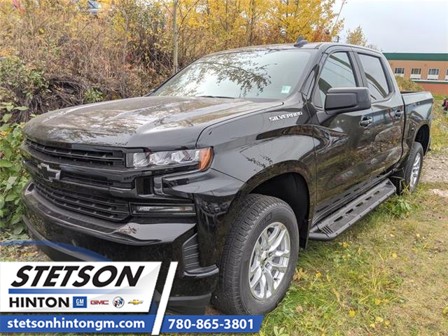 2020 Chevrolet Silverado 1500 RST (Stk: 20-010) in Hinton - Image 1 of 12