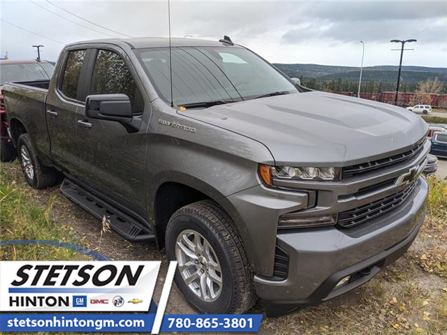 2020 Chevrolet Silverado 1500 RST (Stk: 20-013) in Hinton - Image 1 of 12