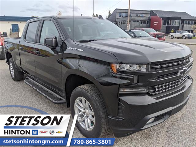 2020 Chevrolet Silverado 1500 RST (Stk: 20-014) in Hinton - Image 1 of 17
