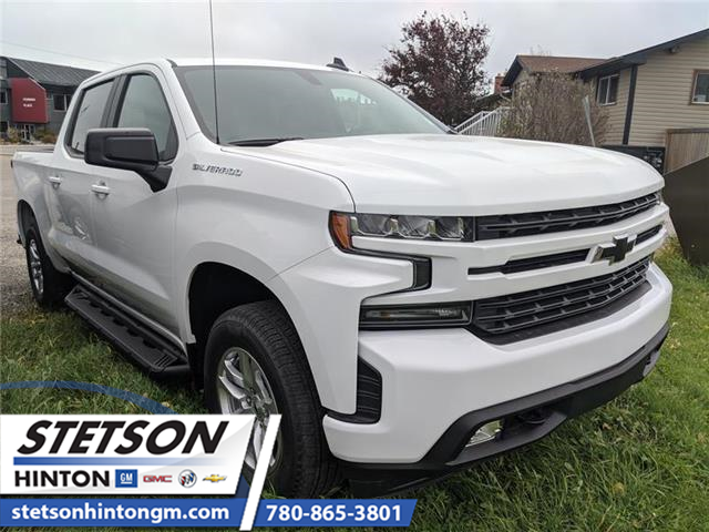 2020 Chevrolet Silverado 1500 RST (Stk: 20-015) in Hinton - Image 1 of 15