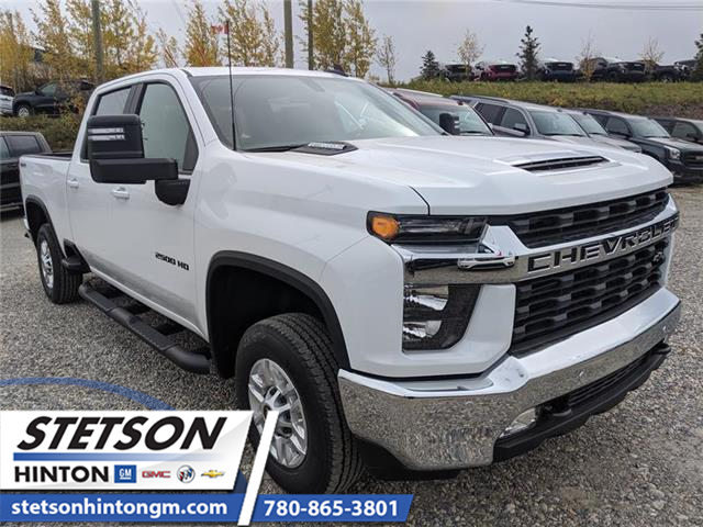 2020 Chevrolet Silverado 2500HD LT (Stk: 20-005) in Hinton - Image 1 of 16