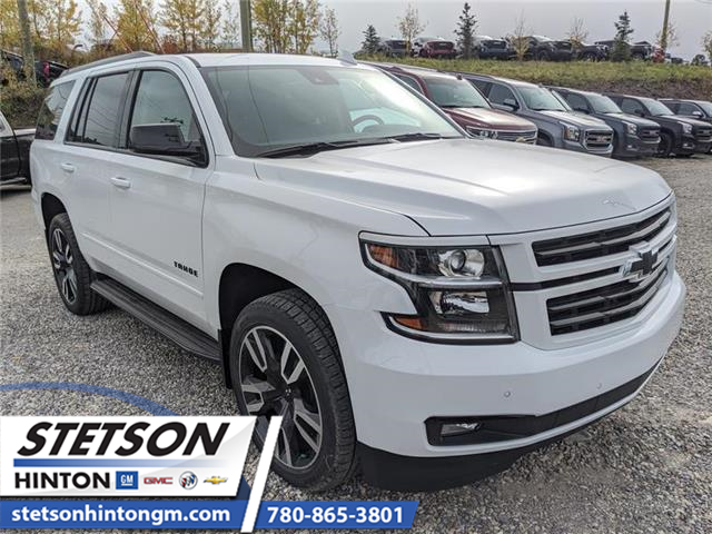 2020 Chevrolet Tahoe Premier (Stk: 20-007) in Hinton - Image 1 of 21